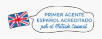 Primer agente español acreditado por el British Council